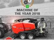 KUHN FBP 3135 machine of a year